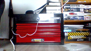 MasterCraft toolbox, with tools 550 or best offer