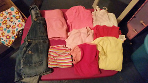 Girls 3t summer clothes