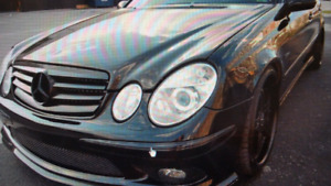 2003 to 2006 Mercedes-Benz  grill