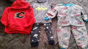 Toddler boy's clothes - size 3 - $10