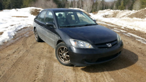 2004 Honda Civic DX Manuelle