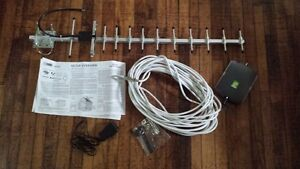 High-performance Cell phone booster kit.