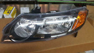 HONDA CIVIC 2006-2007-2008 HEADLAMP  SEAL BEAM PHARE AVANT