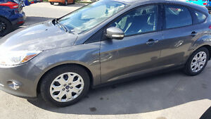 """MUST SELL"" 2012 Ford Focus SE Hatchback"