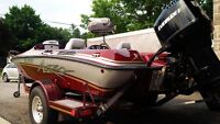 STUNNING *** A+ *** MINT CONDITION *** ASTRO BASS BOAT