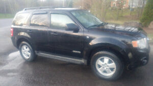 Ford Escape 2008 , XLT, 4/4