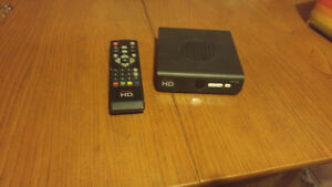 Access HD TV Converter with remote