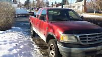 1999 Ford F-150 RARE 5 Spd Excellent Shape