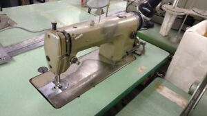 Pre-owned Mitsubishi industrial Sewing Machine for SALE