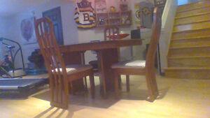 set de salle a diner