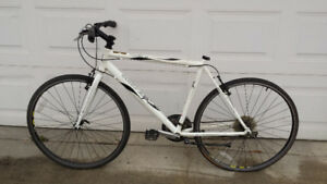 Hybrid road bike project for sale