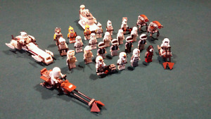 LEGO FIGURINES STAR WARS ORIGINAL