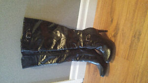Knee high fashion boots. Never worn!