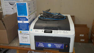 Brother Coloured Printer