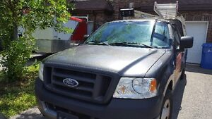 2005 Ford F-150 cuire Camionnette echange