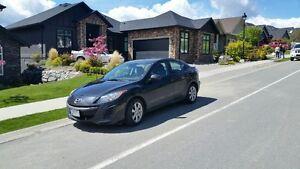 2011 Mazda3 Sedan
