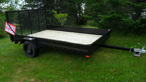 NEW 6' x 10' TRAILER (SOLD) but will make to order