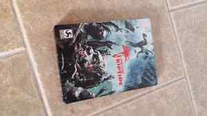 Dead Island Collectible Metal Game Case