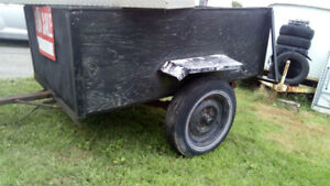 43x68 box trailer