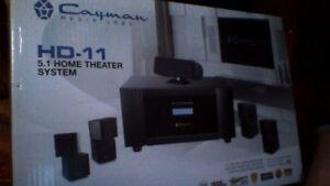 Home theatre system new in box