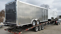 Good Selection of Extra Tall Trailers for Side-By-Side Transport