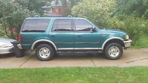 1998 Ford Expedition Eddie bouer SUV, Crossover