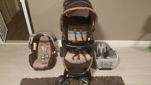 Fastaction Fold Classic Connect Travel System