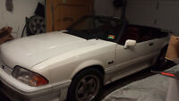 1990 GT CONVERTIBLE 5 SPD FROM US 44,000 ORIGINAL MILES