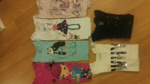 Girls Size 5 - Fall/Spring/Winter clothing
