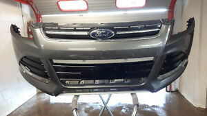 2013 - 2016 FORD ESCAPE FRONT BUMPER COMPLETE