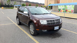 2010 Lincoln MKX Base SUV, Crossover