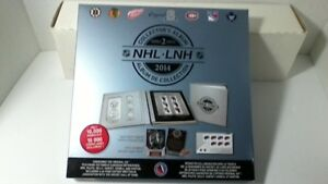 N.H.L. COLLECTORS ALBUM ORIGINAL SIX TEAMS LAST ONE