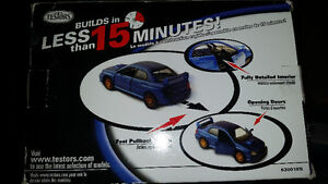 Model car kit still Factory sealed great gift for a small child. London Ontario image 2