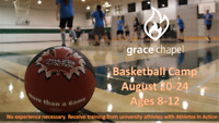 Basketball Camp for Kids ages 8-12