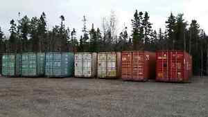 Sea Cans, Marine & Rail Containers for Sale or Rent