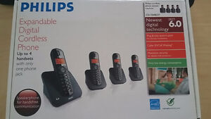 (Price Reduced)Philips Cordless phone for sale.