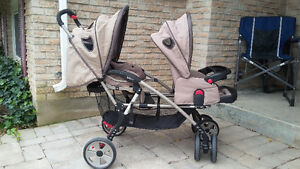 Safety 1st Configurable Double Stroller