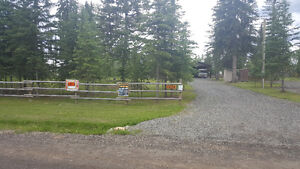 beautifully landscaped lot for sale