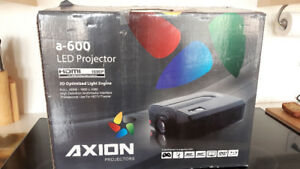 Home Theatre Projector Axion a-600