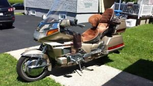 Honda Goldwing GL-1500