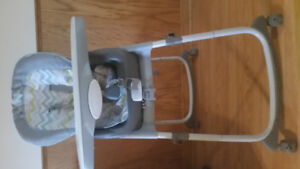 Baby High Chair- Ingenuity 3in 1