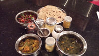 """Beginners and Intermediate Indian Cooking Class """