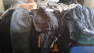 Large lot of maternity clothes. Size small