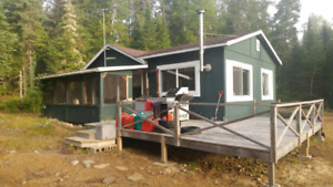 Chalet chasse pêche