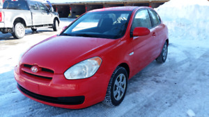 2008 HYUNDAI ACCENT only 128000km excellent condition $3550