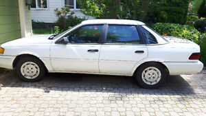 Offering a reliable Friend - 1994 Ford Tempo AS IS