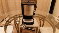 Hamilton Beach Cappuccino Plus Espresso Coffee Maker