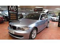 2010 BMW 1 SERIES 116d ES [Start Stop] 6 Speed AUX Diesel