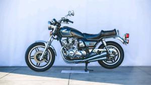 Looking for 80's Honda CB Custom 750+