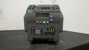 Siemens Inverter 6SL3210-5BE24-0UV0